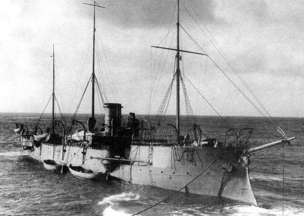 Канонірський човен «Кубанець» УЧФ, 17 вересня 1918 р. перейменований на «Запорожець»