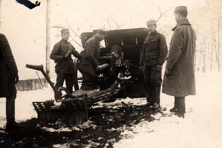 Сенятбрьские бои во Львое 1918 год.
