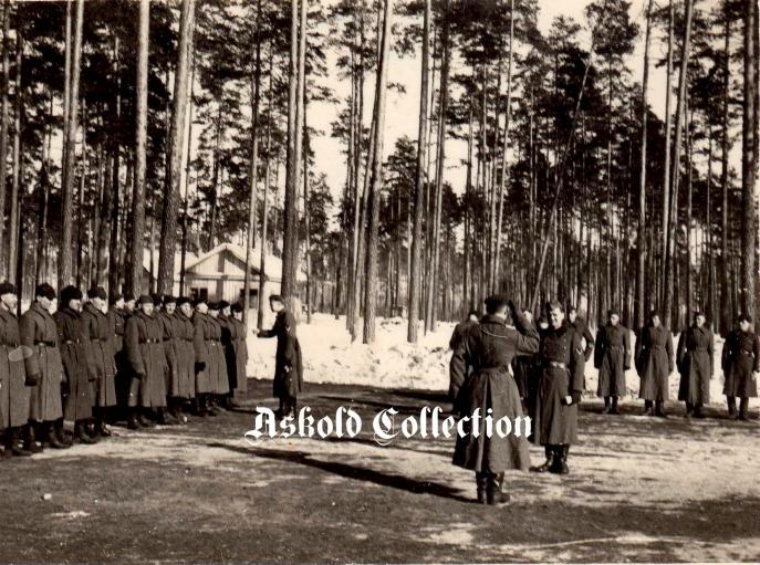 Украинские добровольцы 1942 год
