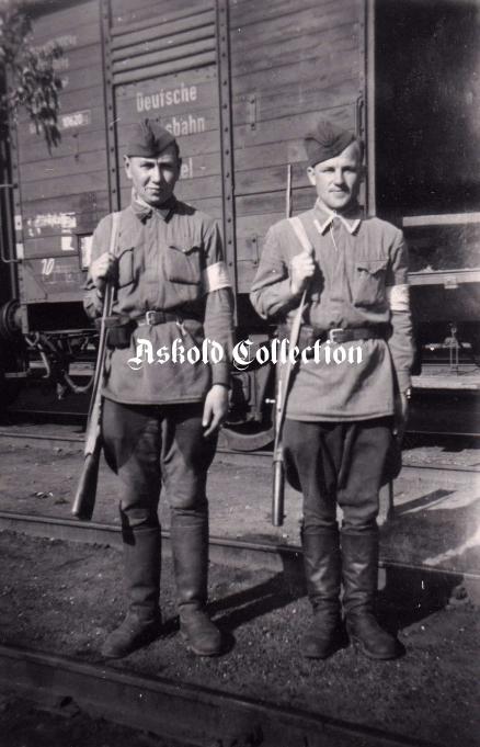 Українські добровольці, Червень 1942.